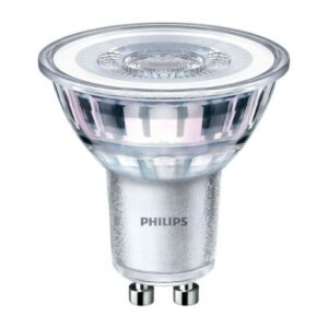 Philips LED GU10 Pære 2700K - 3,5W = 35W