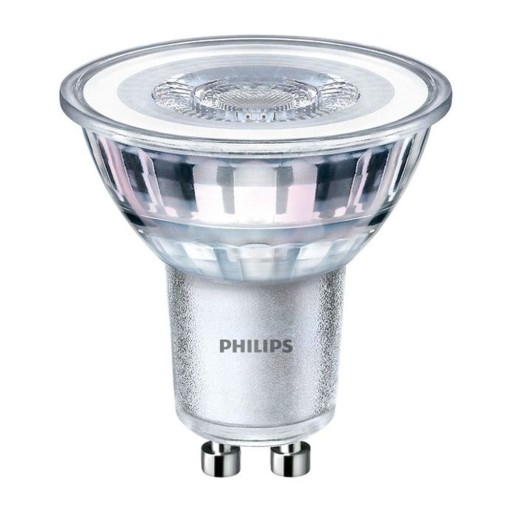 Philips LED GU10 Pære 2700K - 3,5W = 35W