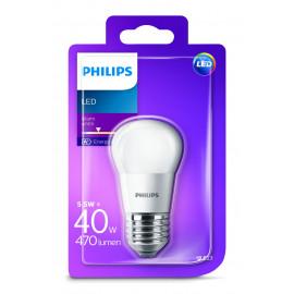Philips LED Krone 5,5W E27 U