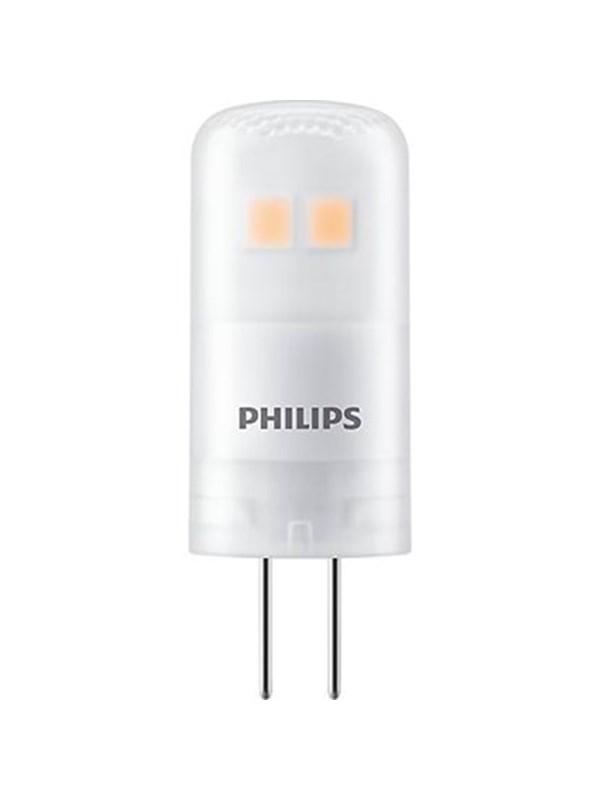 Philips LED pære LED Kapsel 1W/827 (10W) G4