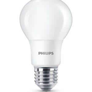 Philips LED pære Standard 7,5W/840 (60W) mat E27