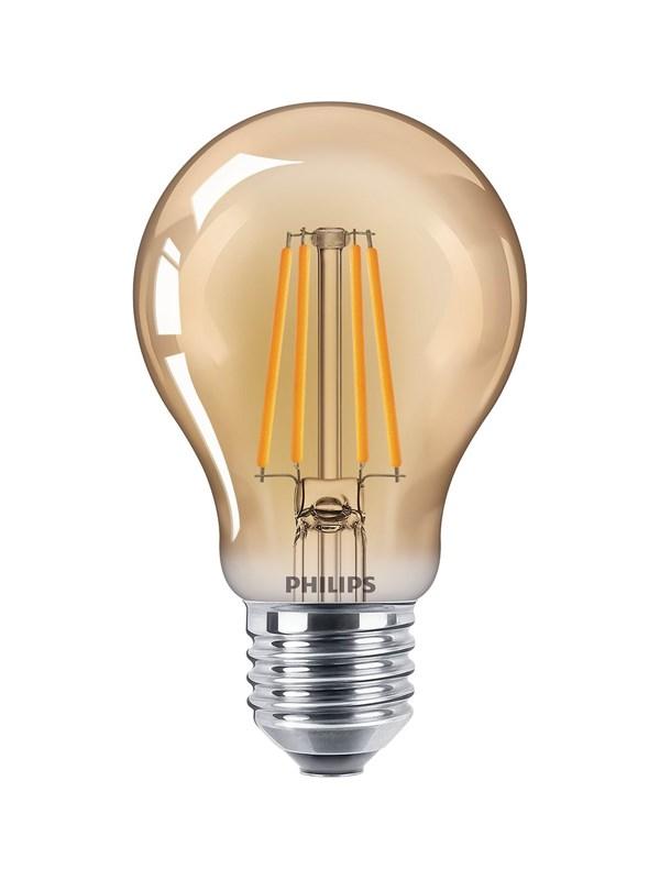 Philips LED pre Classic Standard 4W825 35W guld E27