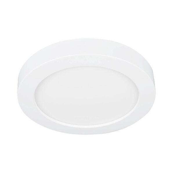 Prios Edwina LED-loftlampe, hvid, 22,6 cm