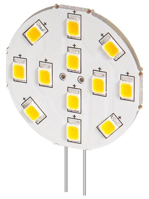 Pro LED pære LED spotlight 2 W G4