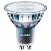 Promo 4+1 Master LED Expertcolor 5,5W 927, 355 lumen GU10 36° A+