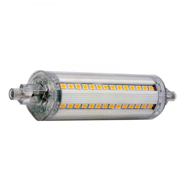 R7s 118 mm LED-stav 9W universalhvid