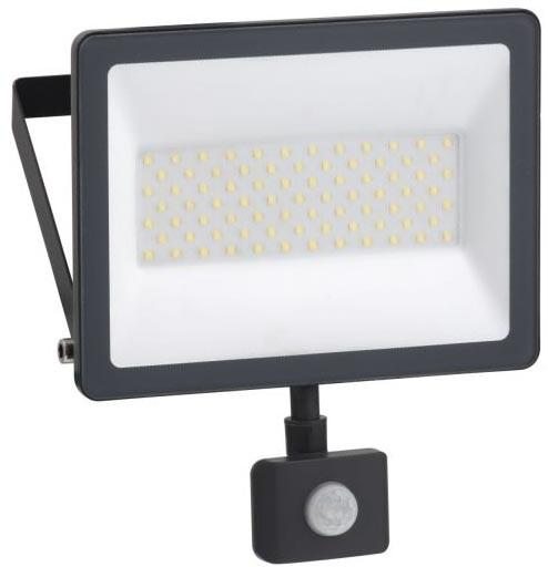 Schneider Electric Mureva LED projektør m/sensor - 50W