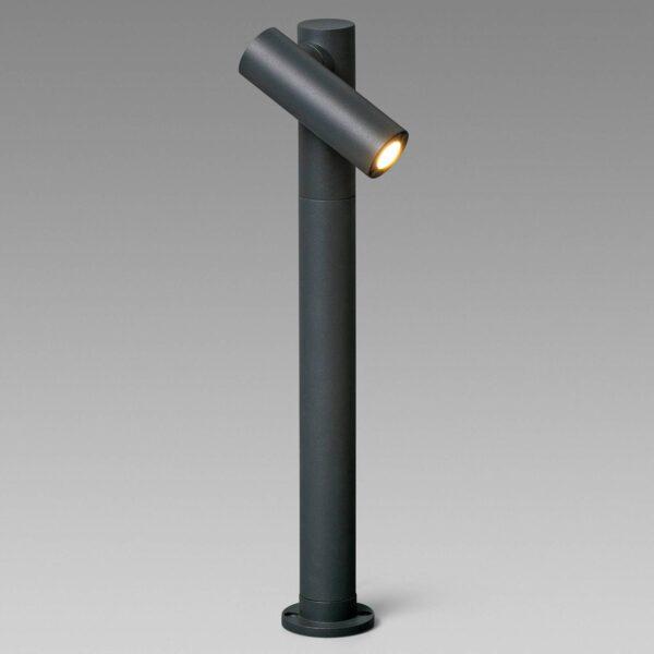 Spy-2 udendørs LED-spot, 43,5 cm