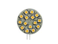 Synergy 21 LED-pærer, Varm hvid, A+, 3W, G4, Ø45, 3300K, 210Lm