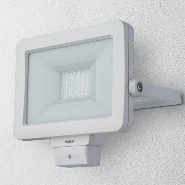 Theben theLeda B30L udendørs LED-spot, hvid