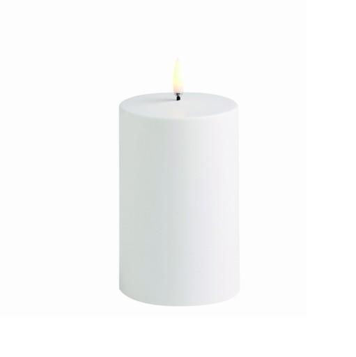 Uyuni LED Udendørs Bloklys 12,7 cm-Hvid