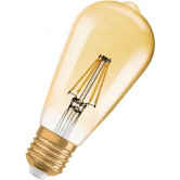 Vintage 1906 LED EDISON 2,8W/824 E27 guld (21W)