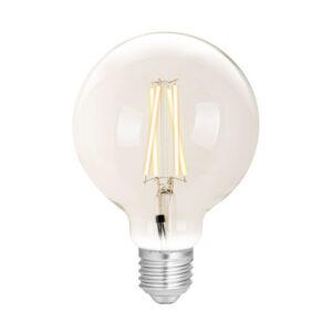 WIZ Globeære Ø9,5 LED - Filament Klar - 1-pak