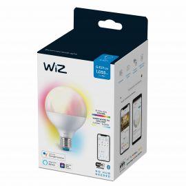 WiZ Farve Globe E27 Klar 75W Pære