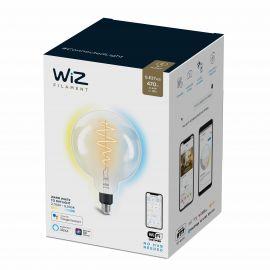 WiZ Hvid nuance Globe Giant E27 Klar 40W Pære