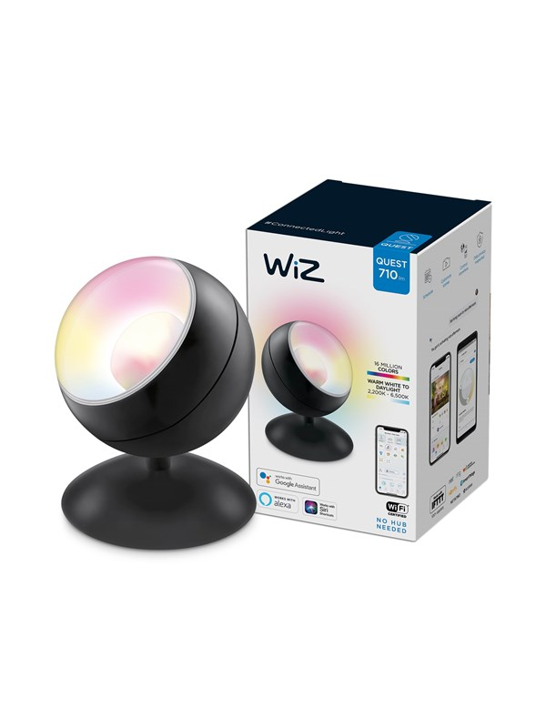 WiZ Quest WiFi Table Lamp