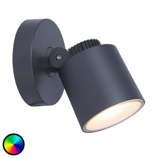 WiZ udendørs LED-spot Explorer