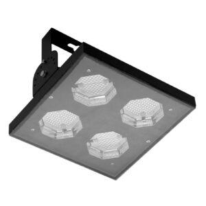 Wide Beam LED-projektør eller spot til hal 87 W