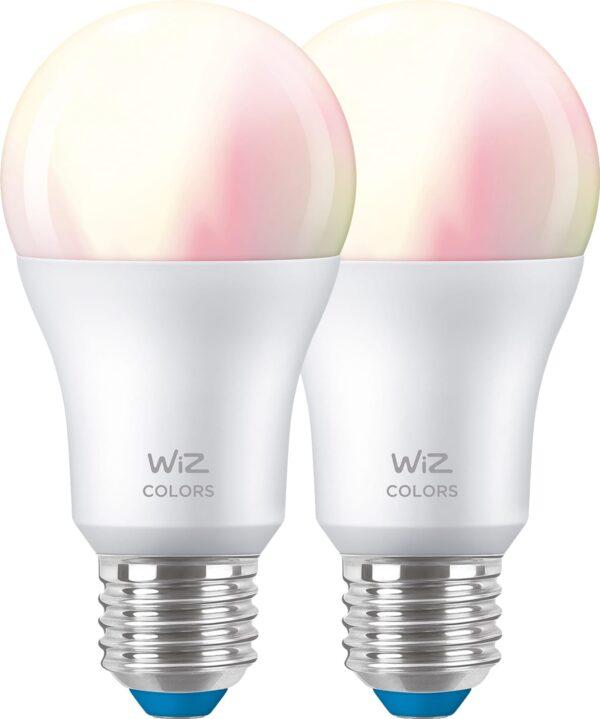 Wiz Connected Light LED-pære 60W A60 E27 RGB