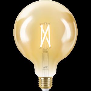 Wiz Light LED-pære 7W E27 871869978681600 (rav)