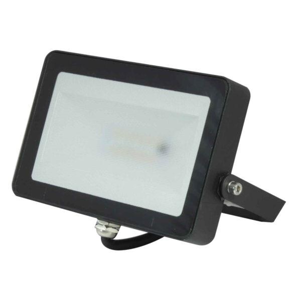 udendørs LED-spot MT69070 hvid + RGB
